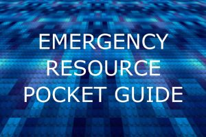 Emergency Resource Pocket Guide