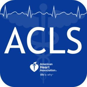 ACLS Main Button