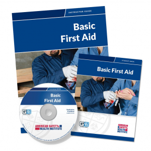ASHI First Aid Text
