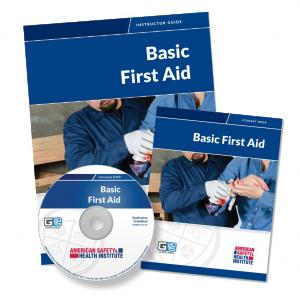 ASHI First Aid Text