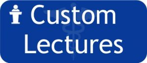 Custom Lectures Button Slim