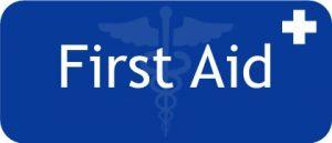 First Aid Button Slim